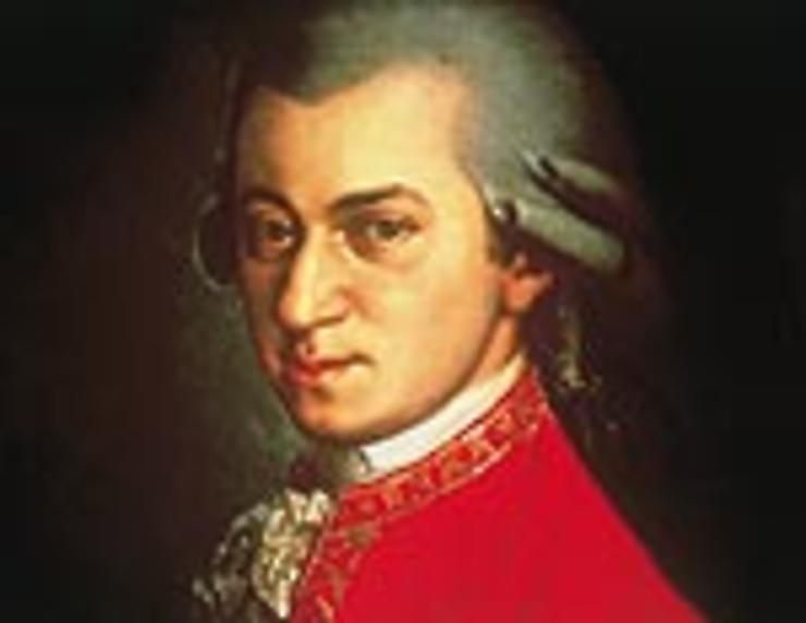 Mozart 2006 en Autriche