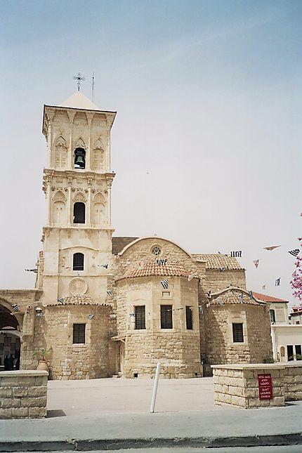 Eglise orthodoxe à Larnaca