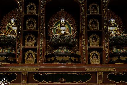 Temple interieur