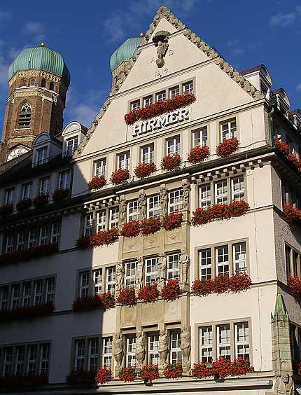 Munich - Simple magasin de vêtements pour hommes