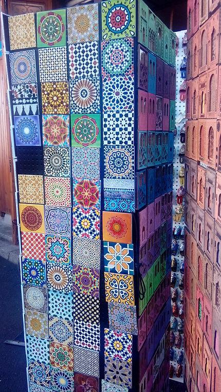 Détails de Marrakech
