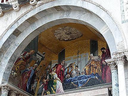 Détail de San Marco