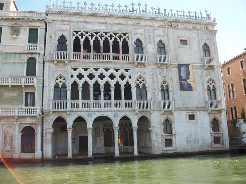 Ca' d'Oro - Venise