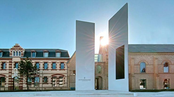 Calvados - Les Franciscaines, nouveau lieu culturel à Deauville