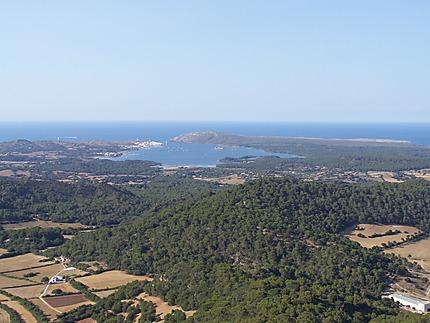 Minorque  Plus haut lieu de l'Île