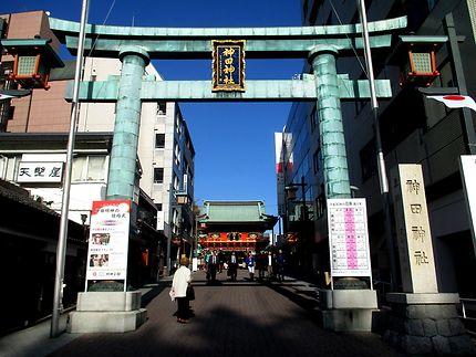 Toji, temple Harajuku