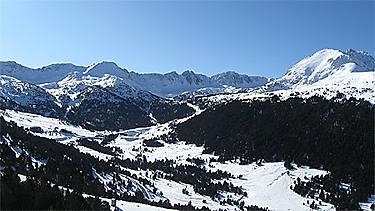 Domaine skiable Grandvalira