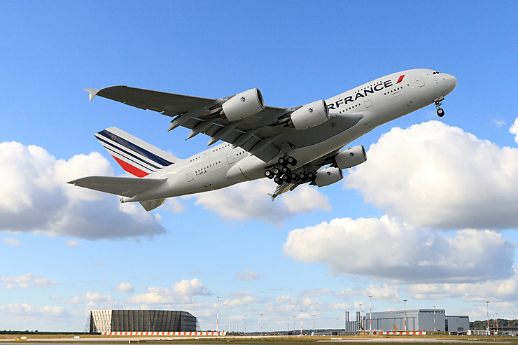 Aérien - Air France va faire voler ses avions à l'huile