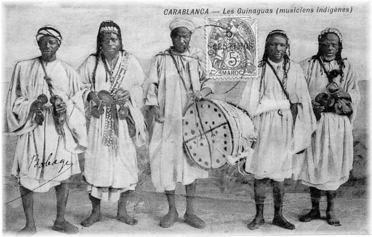 Les origines subsahariennes du gnaoua