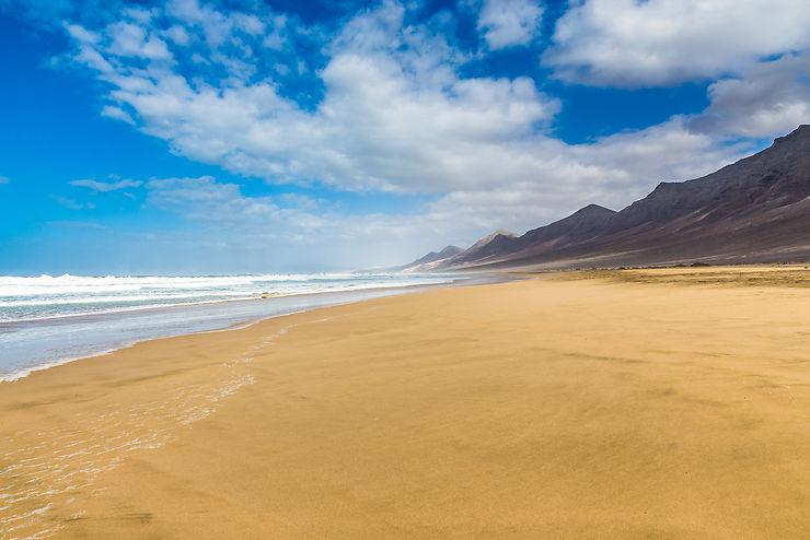 Playa de Cofete, Fuerteventura – Espagne