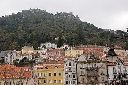 Ville historique de Sintra et château