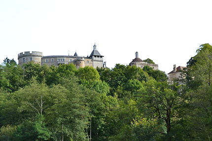Chateau de Chastellux-sur-Cure