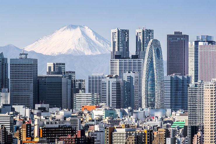 Shinjuku : Tokyo, la tête dans les nuages
