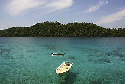 Plage d'Iboh, Pulau Weh