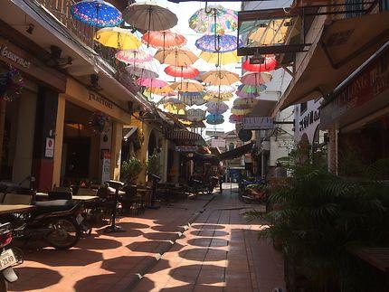 Près de Pub Street à Siem Reap