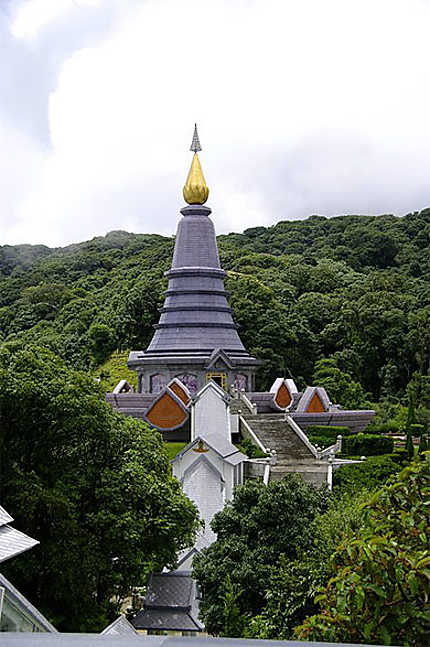 Temple Doi-Inthanon