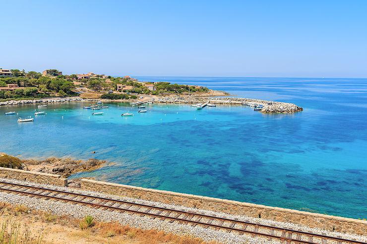Le Chemin de fer de la Corse (Corse)