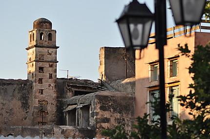 Côté vieille ville