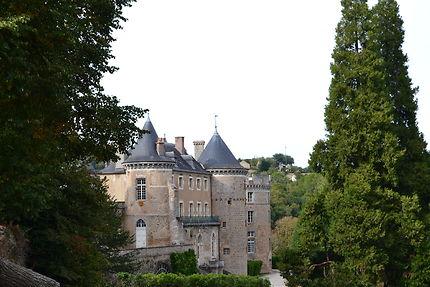 Château de Chastellux-sur-Cure