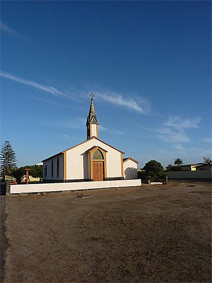 Plus vieille église de la ville