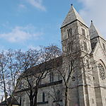 Eglise de la place Lehel