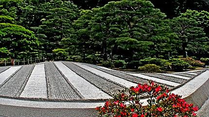 Temple Ginkaku ji, Kyoto