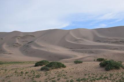 Dune de Khongoryn Els