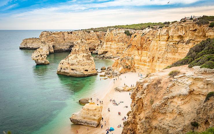 Praia da Marinha, Algarve – Portugal