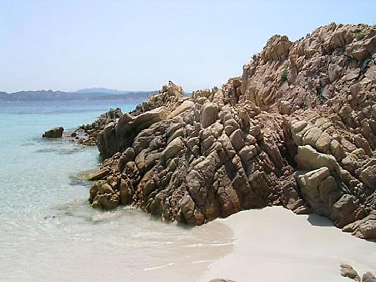 Les roches fantastiques de la Maddalena