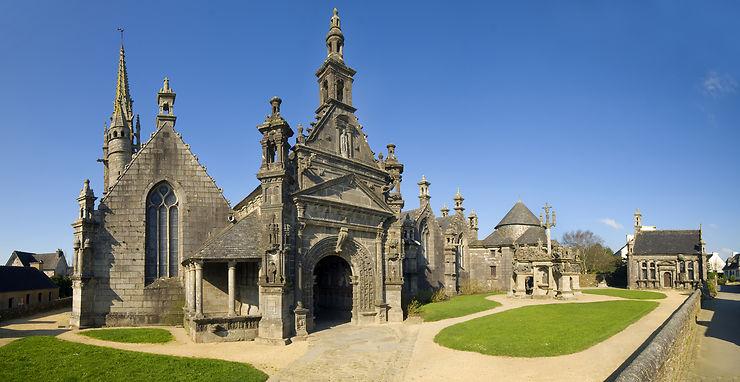 Finistère - Un Centre d'interprétation des enclos paroissiaux à Guimiliau