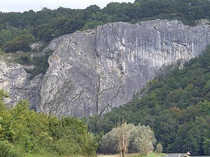 Freyr les rochers d'escalade
