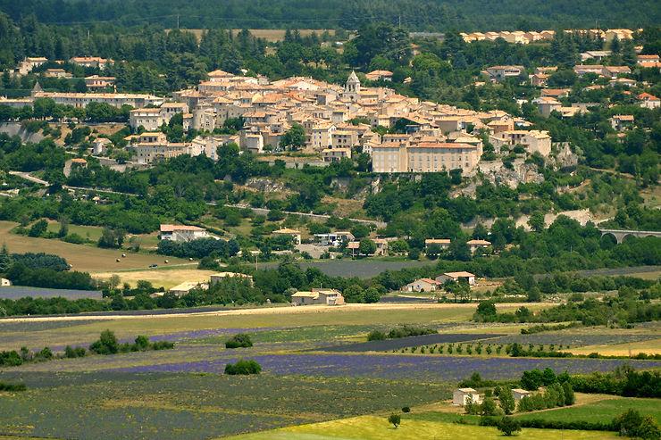 Sault, un village provençal à découvrir