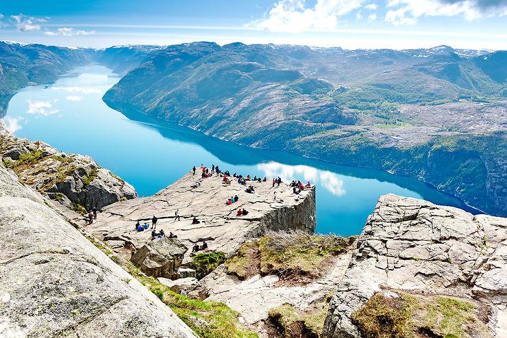 Norvège : Stavanger et le Preikestolen, entre mer et fjord