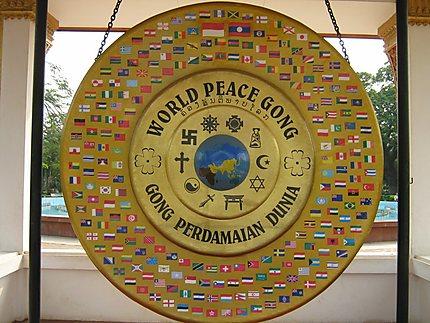 World Peace Gong