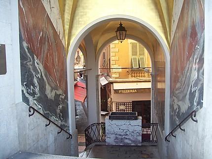 La Porte Fausse, Vieux Nice