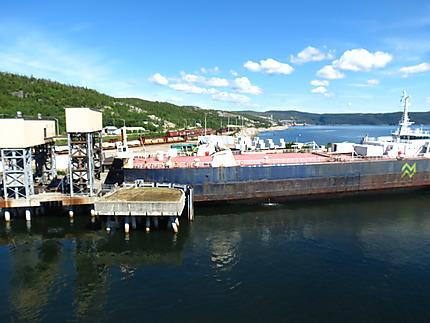 Port de Baie-Comeau