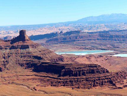 Paysages de Canyonlands