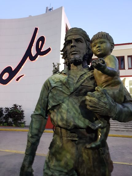 Che Guevara à Santa Clara