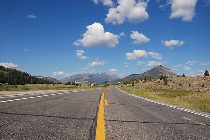 En route dans le Montana