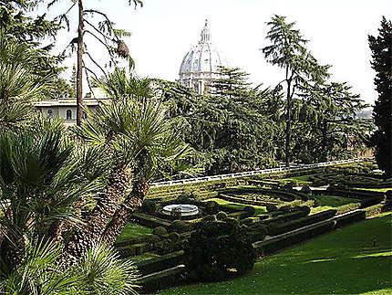 Jardin du vatican