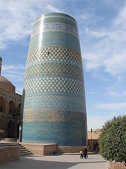 Minaret de Khiva