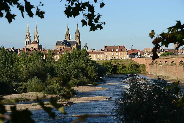 Moulins et le Pays Bourbon avec le Routard
