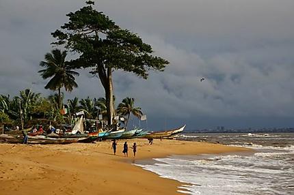 Monrovia - Plage