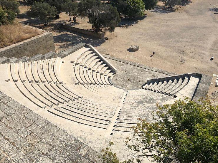 Une semaine à Rhodes en septembre 2020