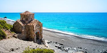 La Crète en randonnée, entre mer et montagnes