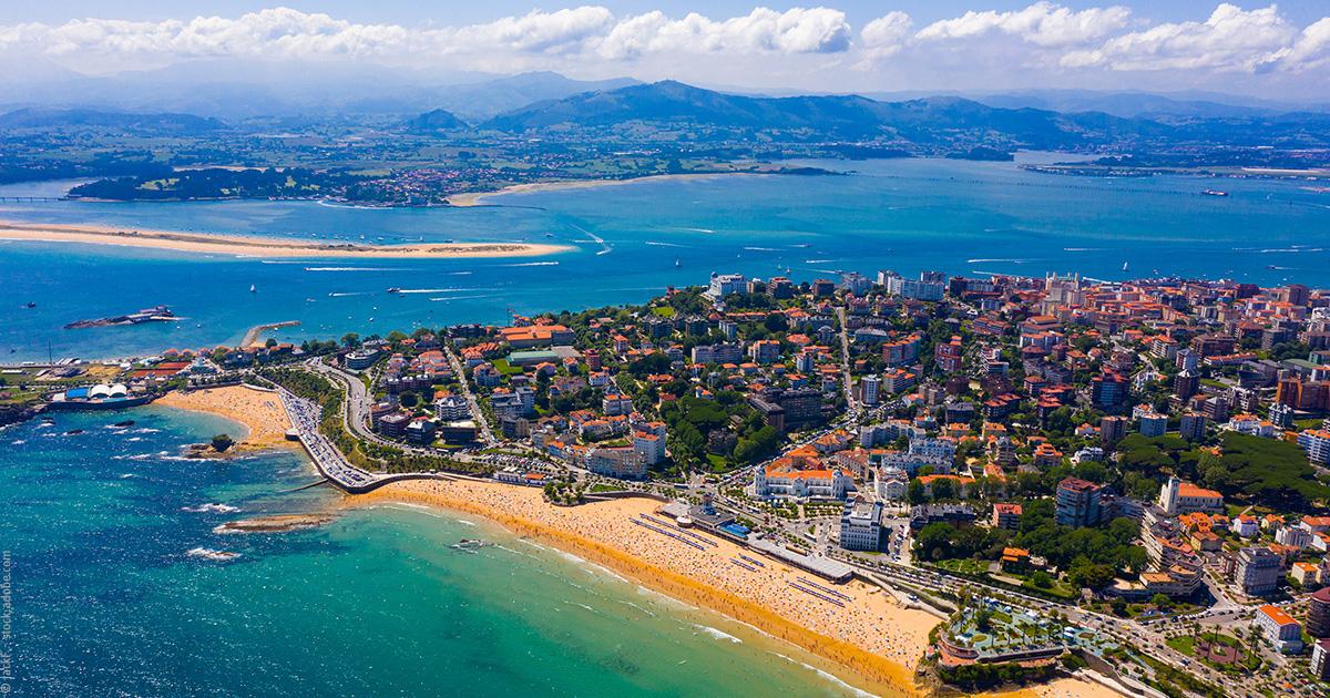 Espagne : Santander, 5 raisons d'y aller :