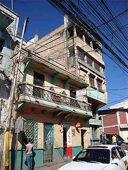 Tegucigalpa, la capitale du Honduras