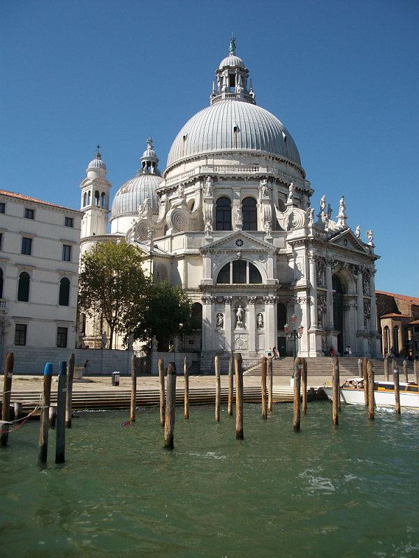 Santa Maria della Salute - Venise