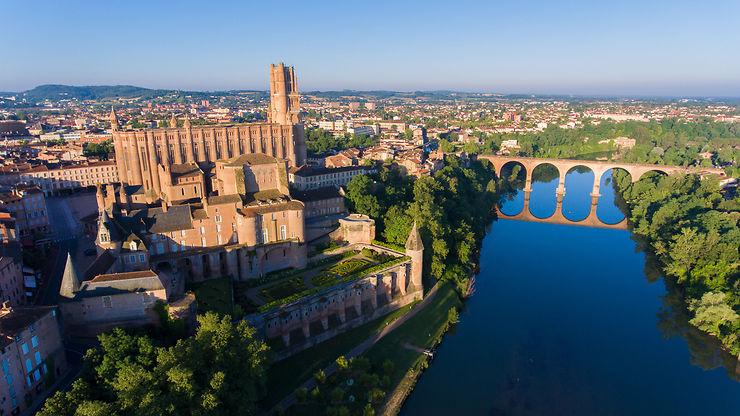 Albi et sa cathédrale (Tarn)