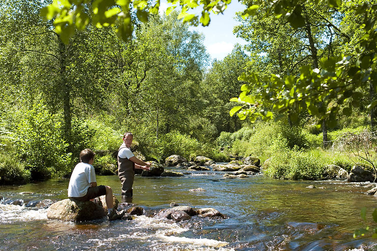 En Corrèze, on a la pêche !